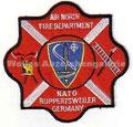 AIR NORTH NATO Ruppertsweiler Fire Department, 2004 geschlossen