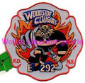 """FDNY Engine 292 """"Woodside Cougars"""""""