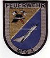 Feuerwehr Marinefliegergeschwader 2, Fliegerhorst Eggebek, 2007 geschlossen