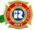 Roanoke Airport ARFF
