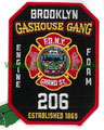 "FDNY Engine 206 ""Gashouse Gang"""
