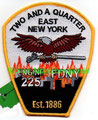 "FDNY Eng. 225 ""Two and a Quarter"""