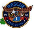 FDNY Rescue 1,  1925 - 2015