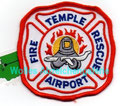 Temple Airport Fire Rescue
