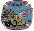 Phila Int'l Airport Engine 78 ARFF (repro?)
