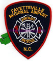 Fayetteville Regional Airport Aircraft Rescue