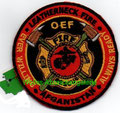 Camp Leatherneck Afghanistan Fire Rescue