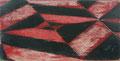 """""""Parquets usés 2"""", 2013, 5x10, tempera sur bois ©"""