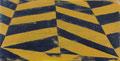"""""""Parquets usés 1"""", 2013, 5x10, tempera sur bois ©"""