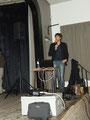 Benjamin , conférence sur l'aérodrome allemand de Tourmignies