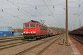 155 084 mit EK 55923 Dillingen Hütte - Saarbrücken Rbf Nord am 18.02.14 in Dillingen