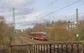 """642 175/675 """"Wilgartswiesen"""" unterwegs als RB 12918 von Saarbrücken nach Pirmasens Hbf am 14.02.14"""