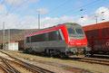 Abgestellt in Saarbrücken Rbf am 23.02.14 , AKIEM BB36021 wartet auf die Überführung nach Velim/CZ (Eisenbahnversuchsring Velim)