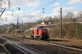 294 573 auf Überführungsfahrt T 77035 von Saarbrücken nach Mannheim Rbf Gr.K am 04.02.14 in Dudweiler