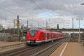 DT 1440 als DbZ 91977 Herrenberg - Trier Hbf am 17.02.14 in Homburg (Saar), Überführungsfahrt nach Versuchsfahrten auf der Strecke THB-TBD-THE - VGT Sonderleistung