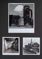 Weltkulturerbe Völklinger Hütte, Saarland II |  Hasselblad 500 C/M, Distagon 50mm und Planar 80 mm | Film Ilford FP4 in Perceptol, vergrößert auf Ilford Multigrade IV, teilweise getont