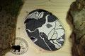 Natursteinkissen: Kirschsteinkissen grosser Saphir