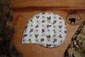 Natursteinkissen: Traubensteinkissen Schnecke