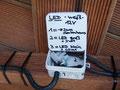 """Kunststoff Anschlußdosen sind die Schnittstellen beim """"verbinden"""" der einzelnen 12 Volt Leitungen."""
