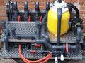 Filteranlage in Bau- Verteilung für Frisch. - und Poolwasser, Dusche, Kanal, Regentanks usw.