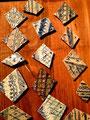 今村名菜子さんの個展の品。アクセサリートップです。ペンダント、ストラップなどに。