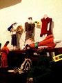 タカハシサエコさんの綿人形たち!