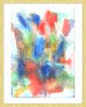 2004- Aquarelle n°P314  (18 x 25 cm) - 310€