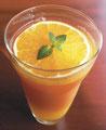 オレンジアイスティー 800円