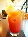 オレンジサンライズティー 800円