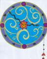 Logo Pozzo de Sol (E), Temps.©Saëlle Knupfer