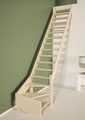 Cottage MEDIUM escalier 1/4 tournant