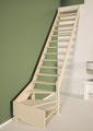 Cottage LARGE escalier 1/4 tournant