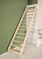 Cottage LARGE escalier droit