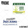 LOGHI INDORAMA INT. + GREEN AWARDS