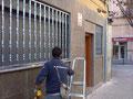 Reja para casa particular, en Hospitalet de Llobregat