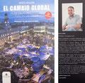 """Jesus Gelida. Escritor. Book para libro """"El Cambio Social"""". fotografia Andreu Gual"""