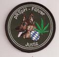 Passiver Rauschgiftspürhund