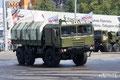 Бортовой МЗКТ 600100 на параде в День Независимости Беларуси. 03/07/2013