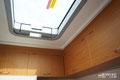 По периметру кухни пять отсеков для утвари. В потолке большой прозрачный люк