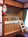 押入れkids room(after)