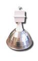 """Campana industrial de 14"""", 18"""" y 21"""" Ø con módulo portabalastro de inyección de aluminio. Capacidad hasta 1000 watts"""