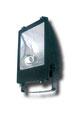 Reflector rectangular asimétrico fabricado de aluminio inyectado y cristal termotemplado. Capacidad hasta 400 watts