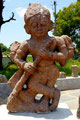 einer der 33. Mio. hinduistischer Götter