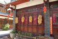 alte Fassade (Lijiang)