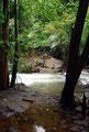 wunderschöne Flusslandschaft