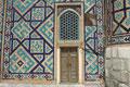 Türe in der Bibi-Khanym Moschee (Samarkand)