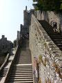Mont-Saint-Michel, Frankreich
