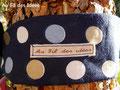 """Colamyar made in """"Au Fil des Aiguilles"""" pour anniversaire """"F comme Fille !"""" - Septembre 2011"""