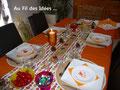 """Deco table """"PsYcHéDéLiK"""" - Juillet 2011"""