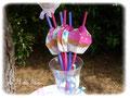 """Déco's pailles """"Candy Bar"""" - Sept 2012"""